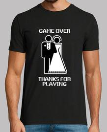 game over grazie per giocare