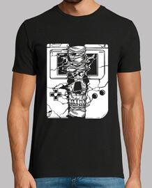 Gameboy Skull