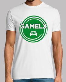 gamelx fm vert / blanc