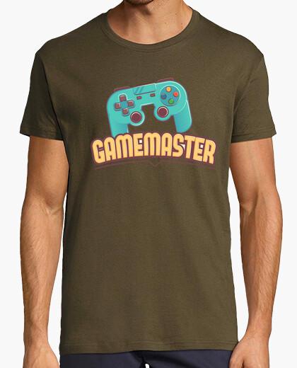 Camiseta GameMaster Retro