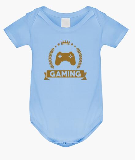 Ropa infantil gamer - gaming - videojuegos - geek
