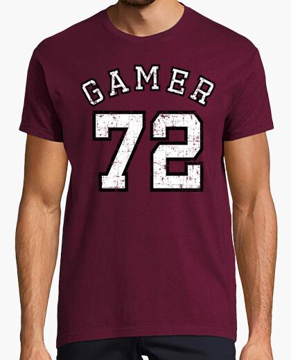Camiseta GAMER 72
