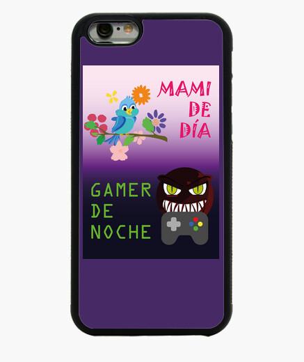 Funda iPhone 6 / 6S Gamer de noche