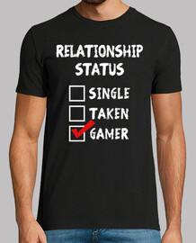 gamer estado civil
