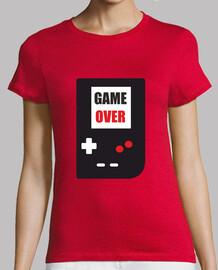 Gamer Game over boy