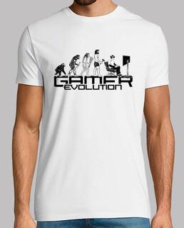 gamer Geschenk-Evolution