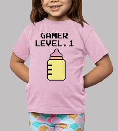 Gamer Level 1
