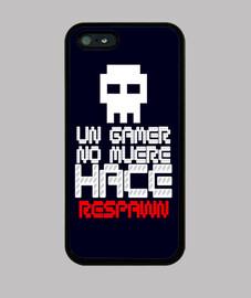 gamer meme caso iphone 5