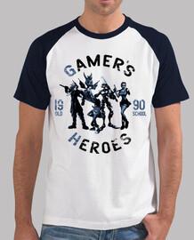 gamer supereroi