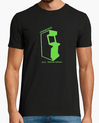 Camiseta Gamers 1st generation