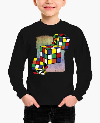 Games - rubik's cube children's clothes