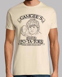 gamgees fameuse pomme de terre