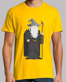 Gandalf pixel hero