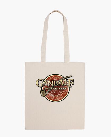 Bolsa Gandalf Smoking Club vintage