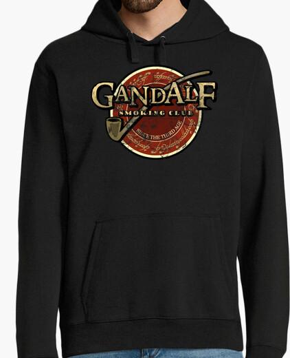 Jersey Gandalf Smoking Club vintage