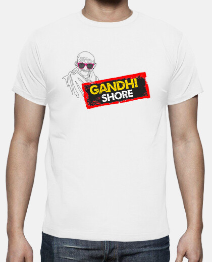 Camisetas Gandhi Shore - Chico