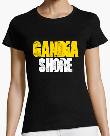 Camiseta Gandia Shore - Chica