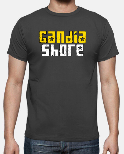 Camisetas Gandia Shore - Chico