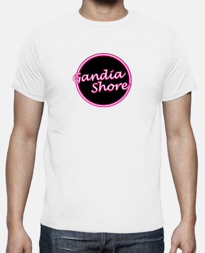 Camisetas Gandia Shore - CL Chico