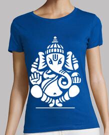 ganesh elefante ganesha no.4 (bianco)