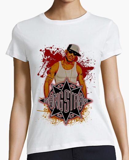 Camiseta GangStarr