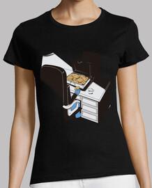 gangster cookie monster girl t-shirt