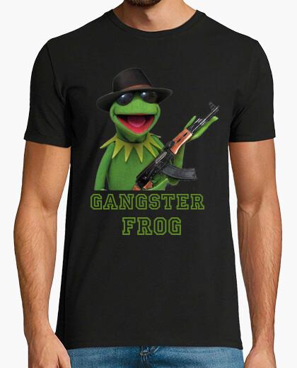 Camiseta Gangster frog