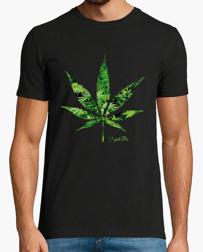 Camiseta ganjah weed