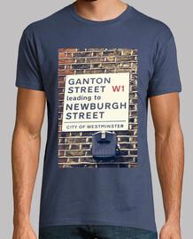 Ganton Street, Soho, London