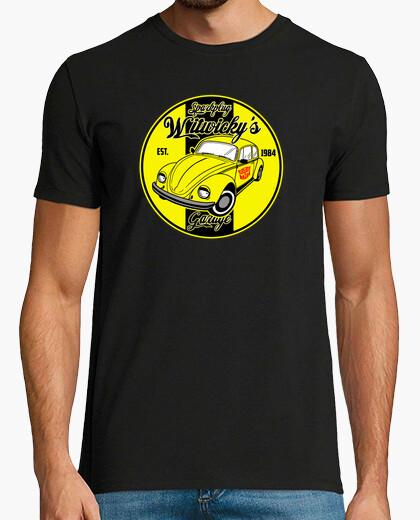 Camiseta garaje bujía