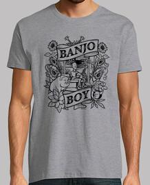garçon banjo