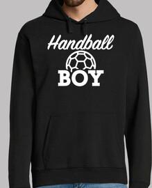 garçon de handball