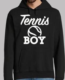 garçon de tennis