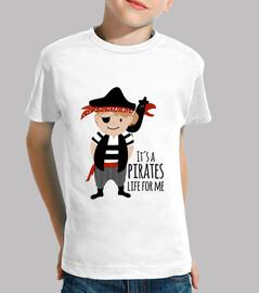 garçon pirate