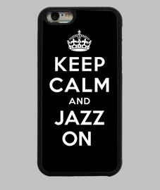 garder calme et jazz