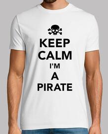 gardez le calme que je suis un pirate