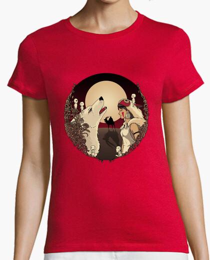Tee-shirt Gardiens de la forêt