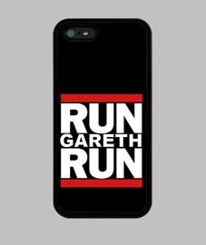 Gareth Bale (Forrest Gump - Blanco)