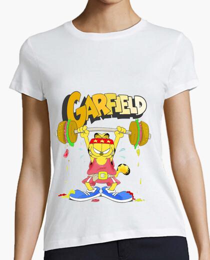 Camiseta garfield gim