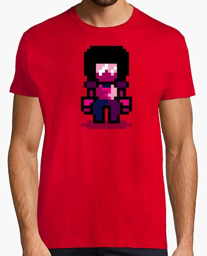 Camiseta GarnetPixel