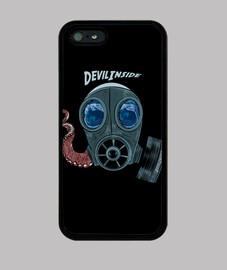 gas mask devilinside