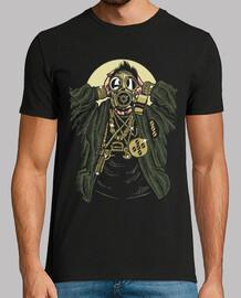 Gas Mask Gangsta