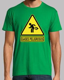 Gases peligrosos