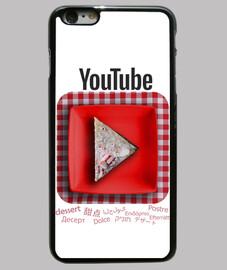 gâteau youtube