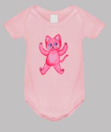 Gatito adorable dibujo bonito infantil