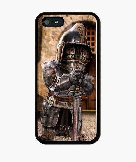 Funda iPhone Gatito con armadura