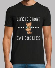 Gatito cookie chico