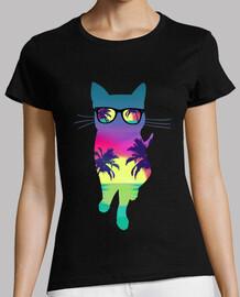 gatito de verano versión 2