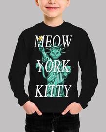gatito York maullido