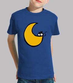 Gatitos en la luna